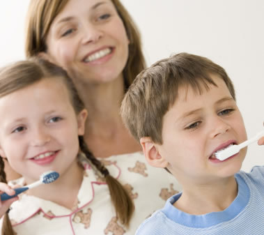 igiene orale bambini a Roma dopo consulto con odontoiatra pediatrico