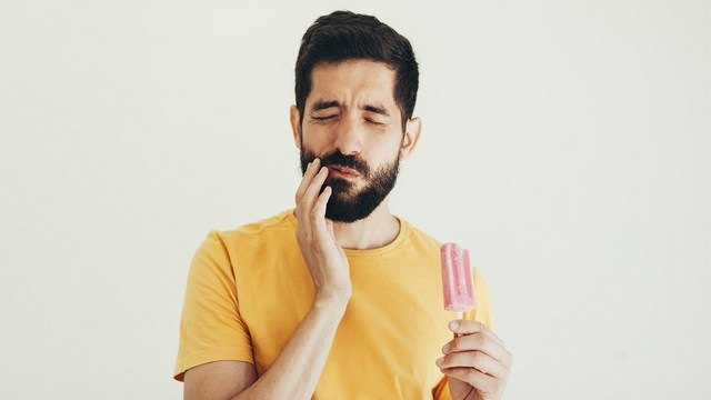 Fastidio Sensibilità Dentale
