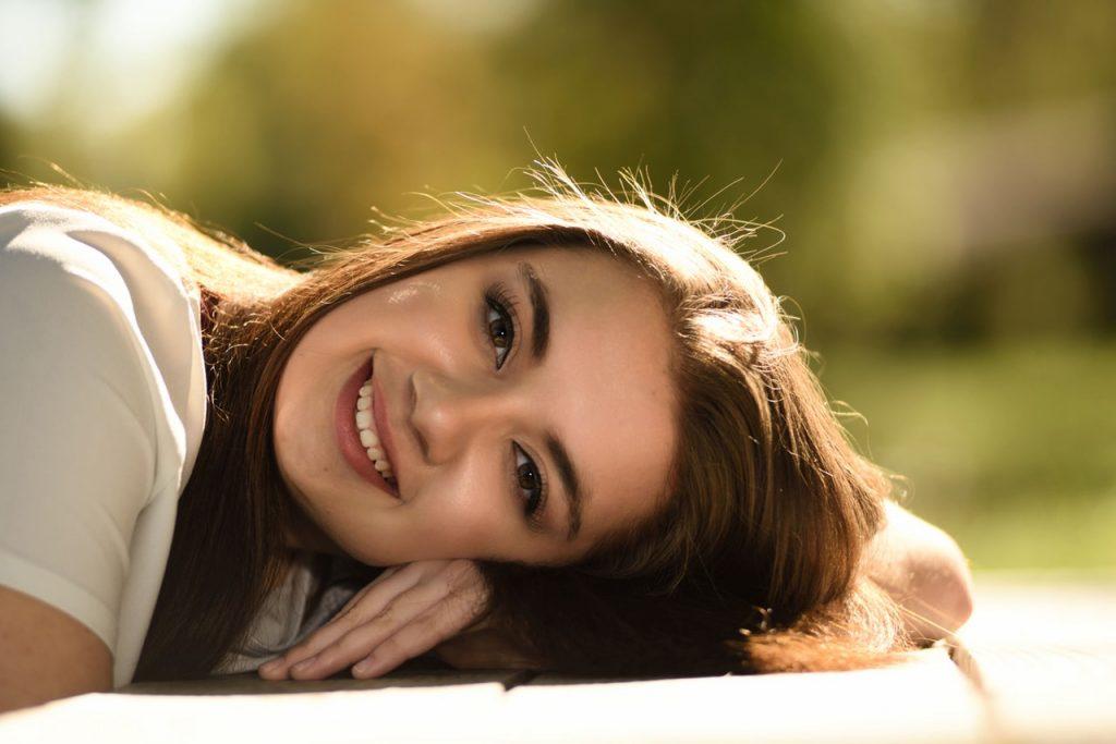 sorriso ragazza