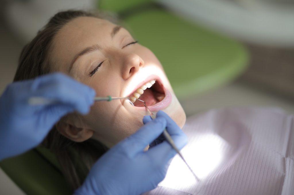 trattamento dal dentista